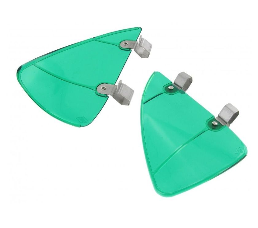 Nástavce zelené/křídla ventilace - Typ 1/2/3/25 (» 2003)