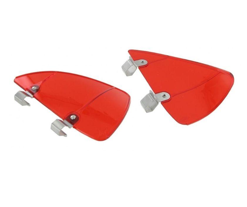 Nástavce červené/křídla ventilace - Typ 1/2/3/25 (» 2003)