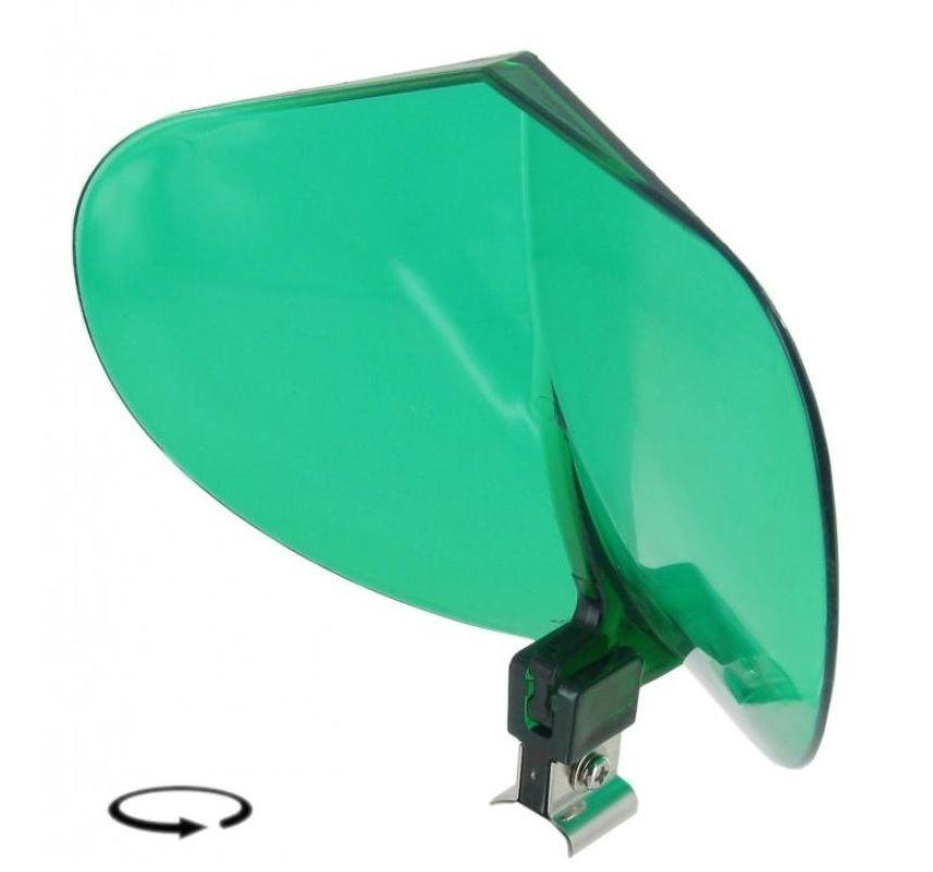 Kryt zelený/čelní sklo - Typ 1 (» 1966)