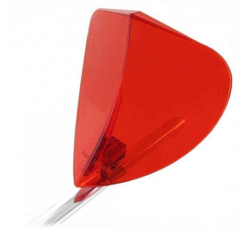 Kryt červený/čelní sklo - Typ 1 (» 1966)