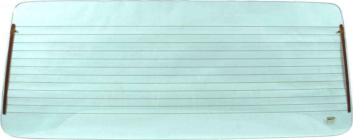 Sklo zadní vyhřívané/zelené - Typ 25 (1979 » 92)