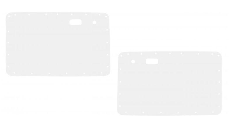 Fólie panelů dveří - Typ 1 (1966 » 03)