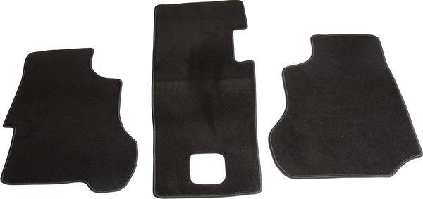 Koberce podlahy černé/přední - Typ 25 (1979 » 92)