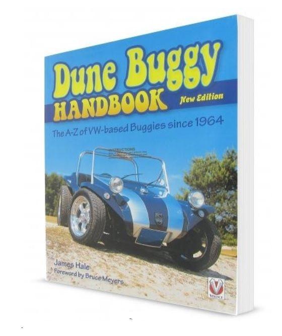 Kniha Dune buggy
