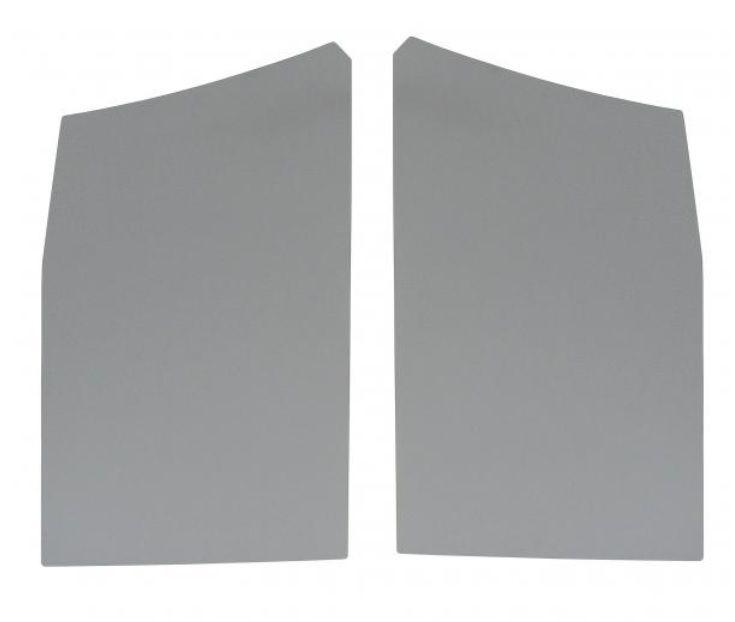 Panely kabiny horní/šedé - Typ 2 (» 1967)
