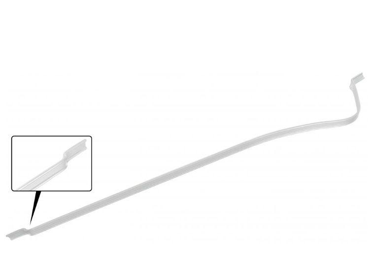 Závěs záclonky/posuvné dveře - Typ 2 Westfalia (1967 » 79)