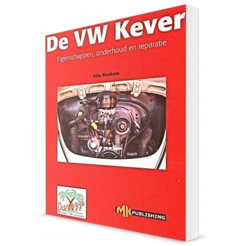Kniha VW Brouk (motory)