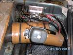 Relé dobíjení 12V/generátor - Typ 1/2/3/14/Porsche 911/912 (1965 »)