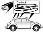 Těsnění skel plné Cal-look/kit - Typ 1 (1964 » 71 + 1977 » 03)