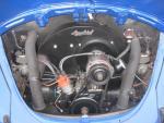 Filtr vzduchu k/m mini 60x100/chrom - Typ 1 motor (28-34 PICT)