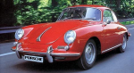 Mřížka klaksonu L/P - Porsche 356 A (1955 » 61)