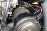 Krytka generátoru - Typ 1 motor (105mm)