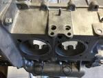 Svorky/trubky motoru/zdvihátka - Typ 1/3/WBX motory (1.2 - 2.1)