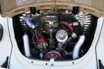 Řemenice klikové hřídele Alu/červená stupnice - Typ 1 motor (1960 »)