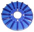 Kryt řemenice modrý alt/gen - Typ 1 motor (» 2003)