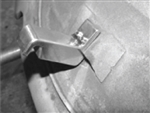 Doraz Alu/zadní kapota - Typ 1 (1950 » 64)
