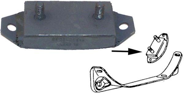 Silentblok převodovky/zadní L/P - Typ 1/2/3/14/181 (1952 »)