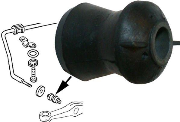 Pouzdro ramene/přední stabilizátor L/P - T.1 1302/03 (1970 » 73)