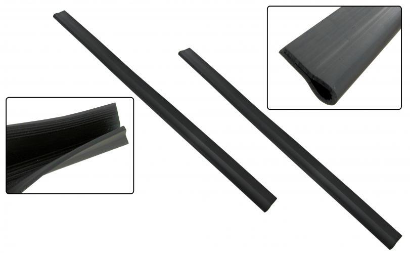 Těsnění lišt/stahování skel dveří - Typ 1/2/3/25 (» 2003)