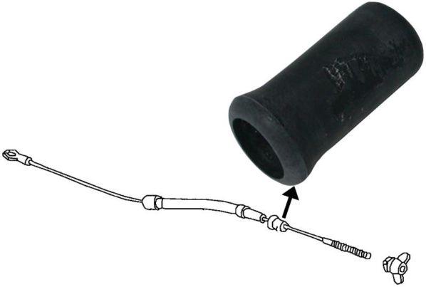 Manžeta lana spojky - Typ 1/2/3/14/34/181 (» 2003)
