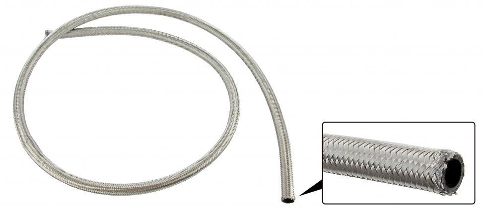 Hadice paliva S/S 8mm (1m)