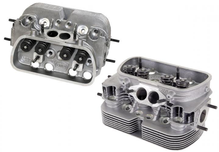 Hlava motoru dual/Magnum 044/komplet - Typ 1/3/CT/CZ motory (35.5x40x85.5mm)