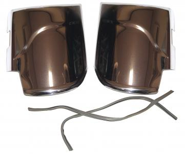 Kryty zadních blatníků/Alu - Typ 1 (1967 » 03)