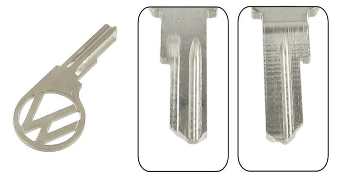 Klíč/profil SC - Typ 1 (1960 » 66)