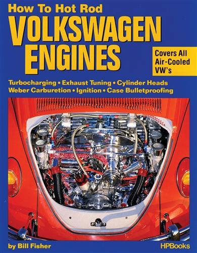 Kniha VW race motory (manuál)