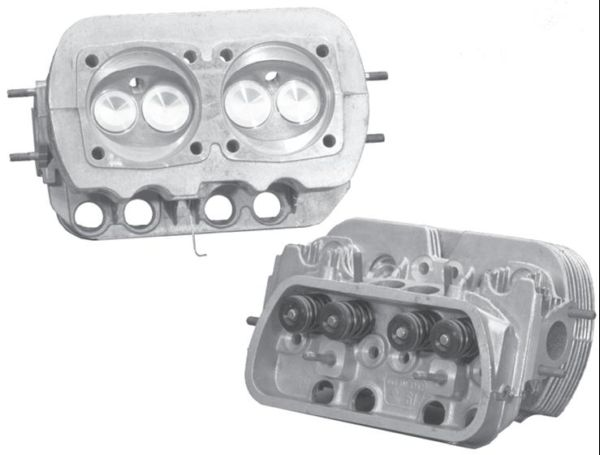 Hlava motoru Street Pro/komplet - Typ 1/3 motory (40x35.5x92mm)
