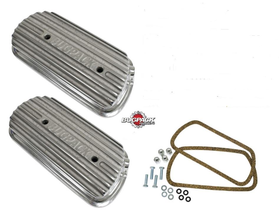 Víka ventilů Alu Bugpack/pevná - Typ 1/3/CT/CZ/WBX motory (1960 » 03)
