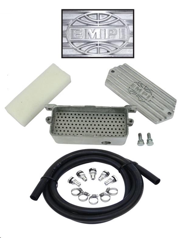 Box odvětrání motoru/kit - Typ 1/2/3/14/25/181 (» 2003)