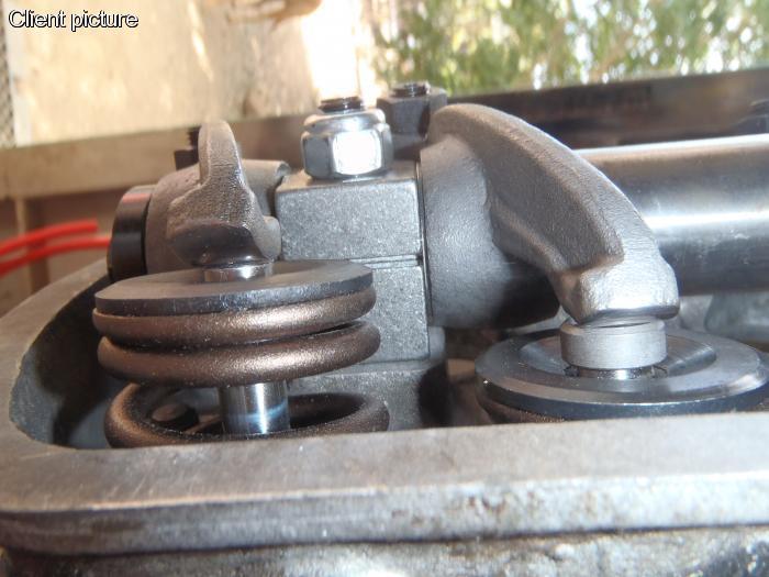 Misky pružin ventilů/chromoly - Typ 1/3/CT/CZ motory (1961 »)