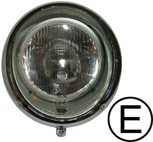 Světlomet US/čiré sklo L/P - Typ 1/Porsche 356 (» 1967)