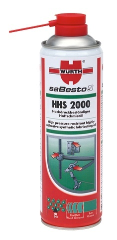 Mazadlo HHS 2000/500ml - spray (Würth)