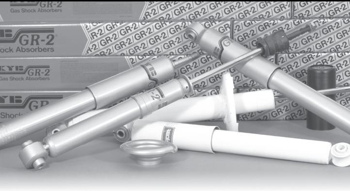 Tlumič nárazu Gas KYB/přední - T.1 1303 (1973 » 79)
