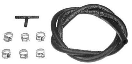 Hadice paliva 6mm+T-kus (kit)