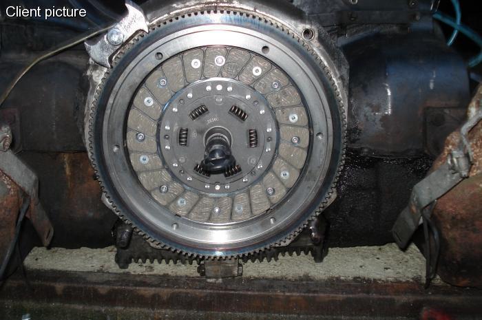 Přípravek/vystředění spojky - Typ 1/3/CT/CZ/D motory (19-20mm)