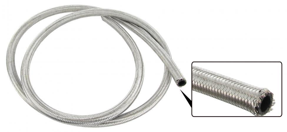 Hadice paliva S/S 11mm (1m)