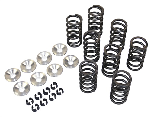 Pružiny ventilů singl/HD kit - Typ 1/3/CT/CZ motory (race)