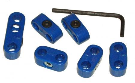 Držáky modré/zapalovací kabely - Typ (4-válec)