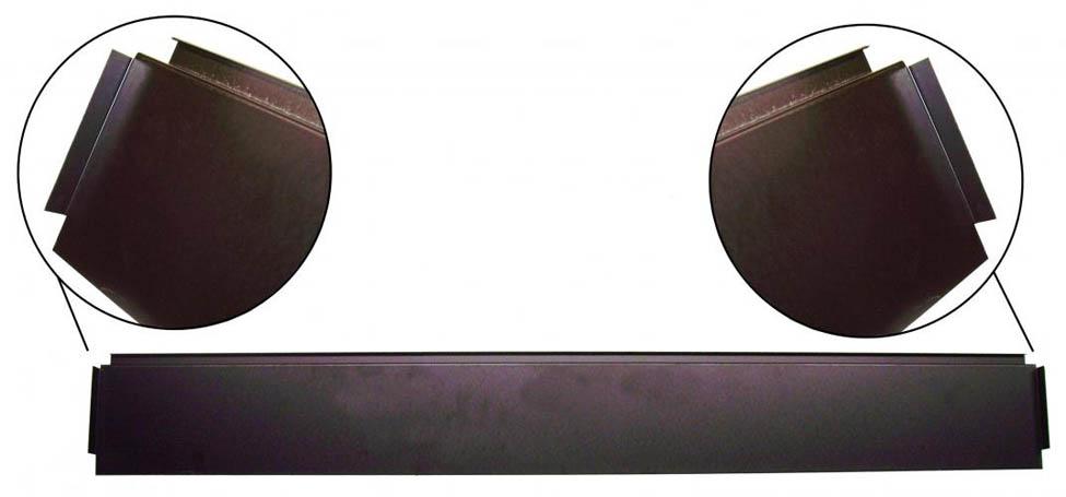Panel zadní/vnější - Typ 2 (1971 » 79)