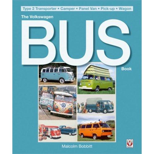 Kniha VW BUS (historie)