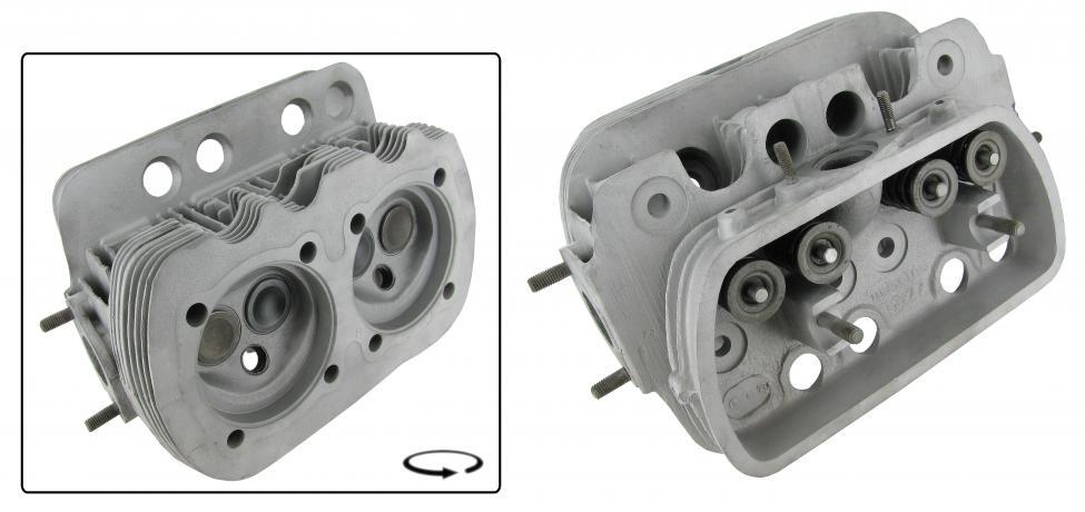 Hlava motoru komplet/repase - Typ 1 motor (30HP)