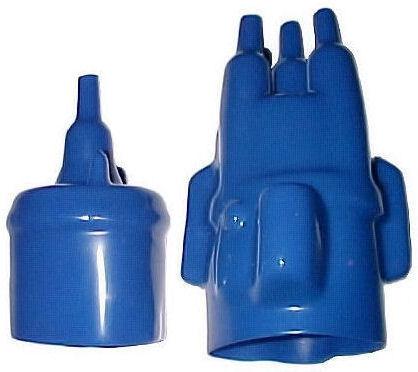 Pouzdro cívky/rozdělovač 009 (modré)