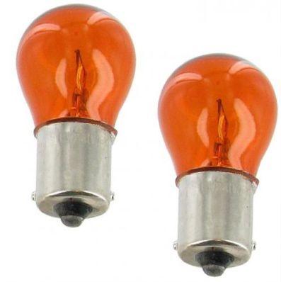 Žárovky oranžové 12V/21W (ukazatel směru)