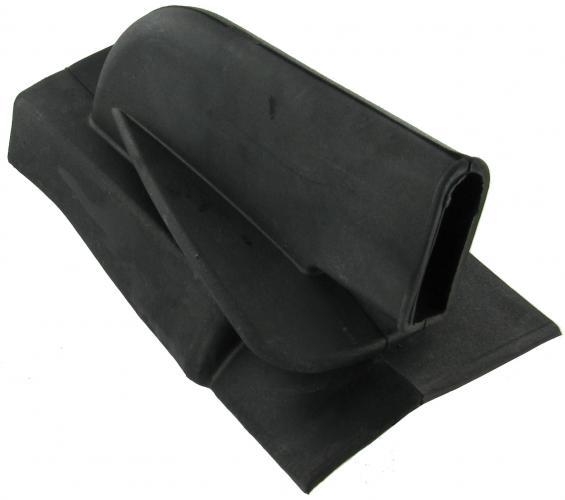 Kryt páky ruční brzdy/černý - Typ 1 (» 1962)