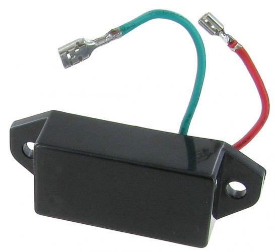 Relé dobíjení 12V/alternátor - Typ 1 motor (#9444-1#8190100100)