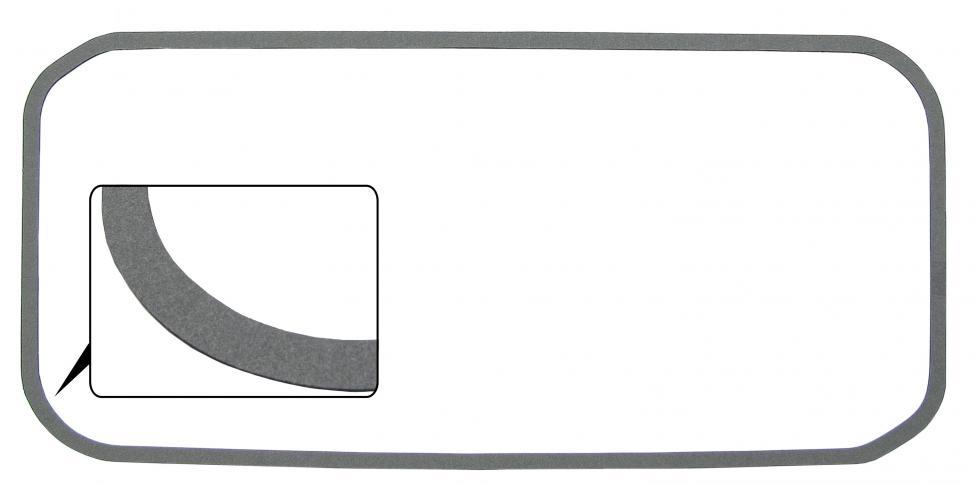 Těsnění pod nádrž paliva - Typ 1/14 (» 1960)