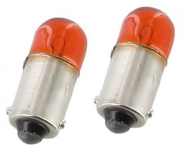 Žárovky 6V/4W oranžové - Typ (BA9s)